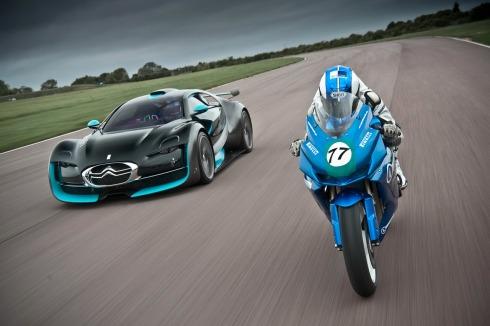 motorcycle-versus-car